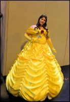 Belle by MJ-Cosplay