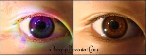 Chromatic Eye Effects by xPerigryn