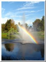 Small rainbow... by Yancis