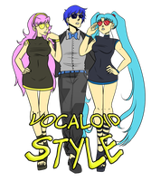 Vocaloid Style by NamiOki
