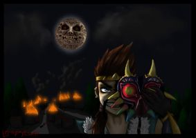 Draven's Mask by Loopyluri