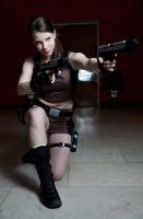 Lara Croft in Underworld by Anastasya01