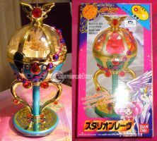 Sailor Moon Pegasus Stallion Reve Toy by onsenmochi