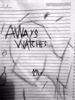 slender notes ( aways watches ) by starfish34