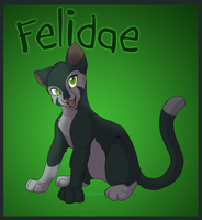 Felidae by Kitchiki