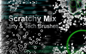 Scratchy Mix by IZ-Person
