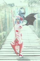 Remilia Scarlet 2 by kyashii4