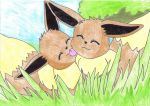 Eevee To Your Heart by jackstar93