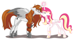 Animus and Lubus by PopcornPuffs