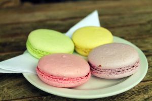 Macaroons by HannahLC