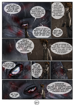 TCM: Volume 2 (pg 21) by LivingAliveCreator