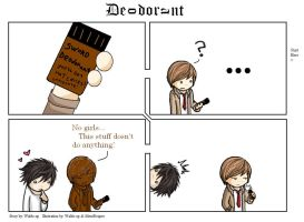 Deodorant by Waldo-xp