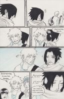 Doujinshi page 38 by VictoriaMelissa