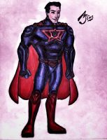 Superboy - DC New 52, five years later by drwcomics