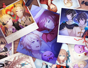 MAGE SS: photo board by avodkabottle
