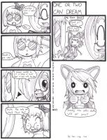 Comic 103 ONE OR TWO CAN DREAM by sseanboy23