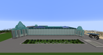 Minecraft - National Gallery of Canada by MinecraftArchitect90