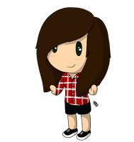 .:CP:. alyssan120 Chibi by CollectionOfWhiskers