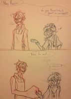 Nice to met you? by A-Dreamare