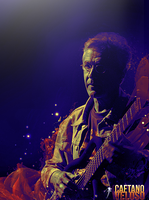 Caetano Veloso by Silphes