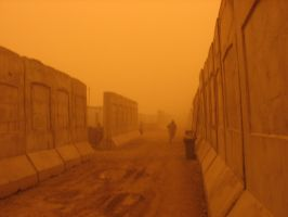 Sandstorm 5 by thrandrall