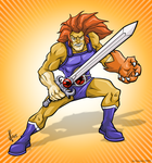 Thundercats Lion-O by JoeCostantini