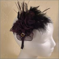 mannequin headband model06 by tracyholcomb