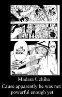 You know Madara needs more power by Kamon72