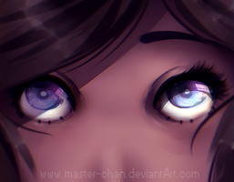 Eyes by Master-chan