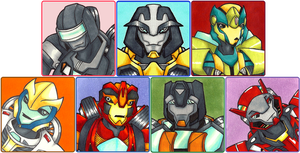 TFP - Autobots of SCIENCE - Part 2 by soy-monk