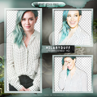 +Photopack png de Hilary Duff. by MarEditions1