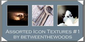 Assorted Icon Textures01 by effing-stock