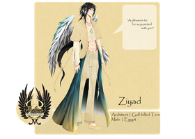 VR : Ziyad by TimeCompass