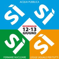 logo 4 si per referendum by mcstudio79