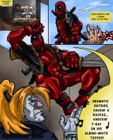 Deadpool be Rappin' pg 2 by Alandra-Noir