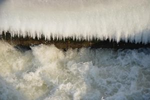 water and ice III by mimose-stock
