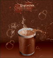 Chocolate Explotion by Pau-x