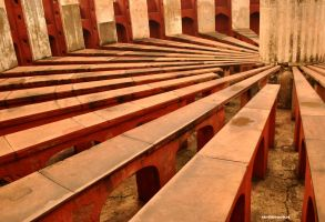 Jantar Mantar by skylineseeker