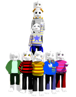 Asriel Pack 1.0 by UltimateQuick