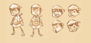 Ness Redesign by Rocai-Media
