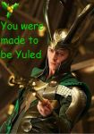 Made to be Yuled by palefire73