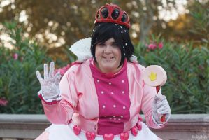 Wreck-It Ralph - Vanellope by CherryMemories