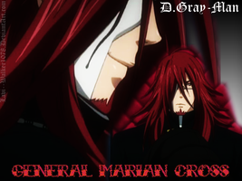 General Marian Cross Wallpaper by Lavi--Walker1078