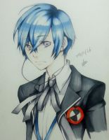 Persona 3 Protagonist~~ by thumbelin0811