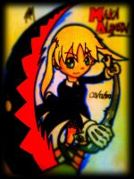 Maka Albarn by Sweetmellow