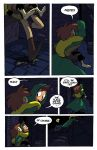 Precious Metal Issue 4 Page 1 - NOW IN COLOR by animatrix1490