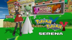Pokemon X and Y - Serena by FatalitySonic2