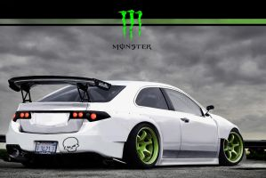 Acura monster by ROOF01