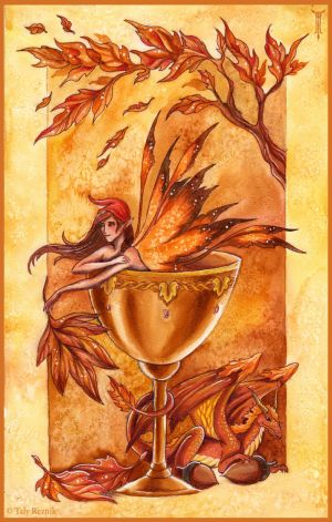 Autumn's Chalice by =TrollGirl