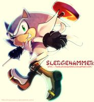 The-sledgehammer by MayomiCCz